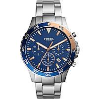 watch chronograph man Fossil CH3059