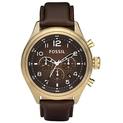 watch chronograph man Fossil DE5002