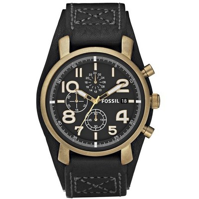 watch chronograph man Fossil DE5008