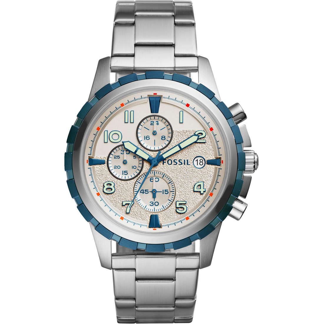 Часы Fossil официальный сайт Timewatch