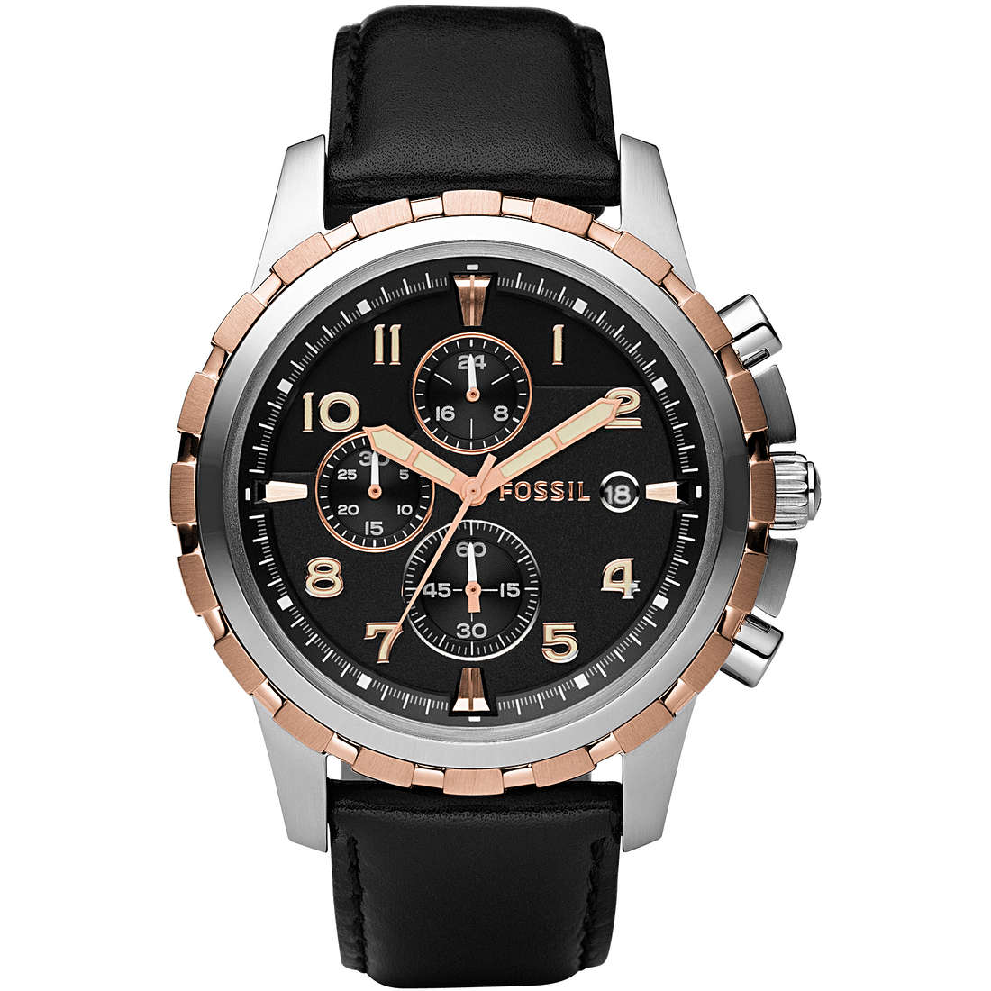watch chronograph man Fossil FS4545