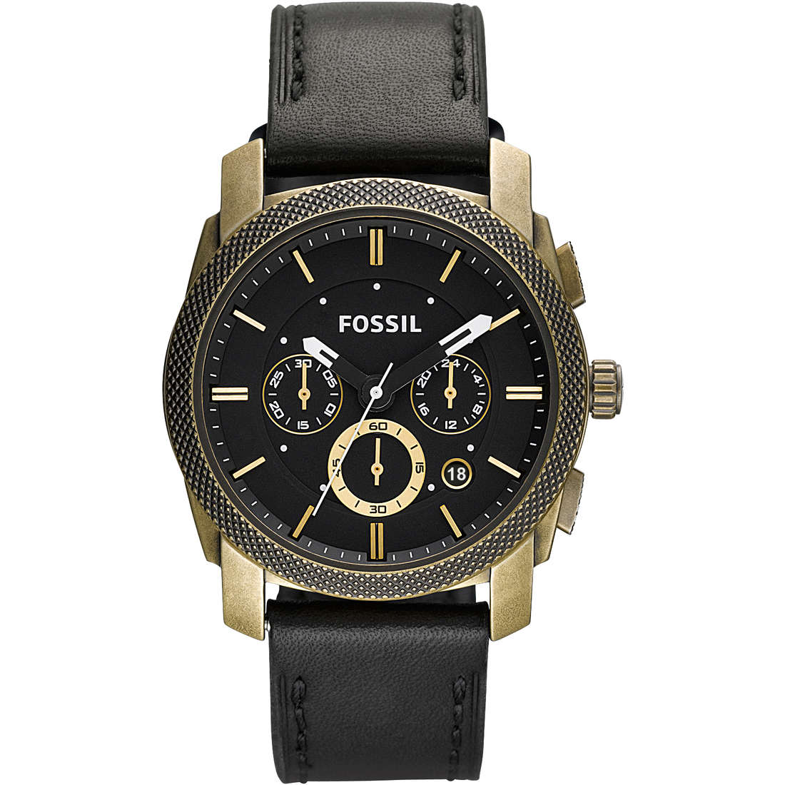 watch chronograph man Fossil FS4657