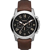 watch chronograph man Fossil FS4813