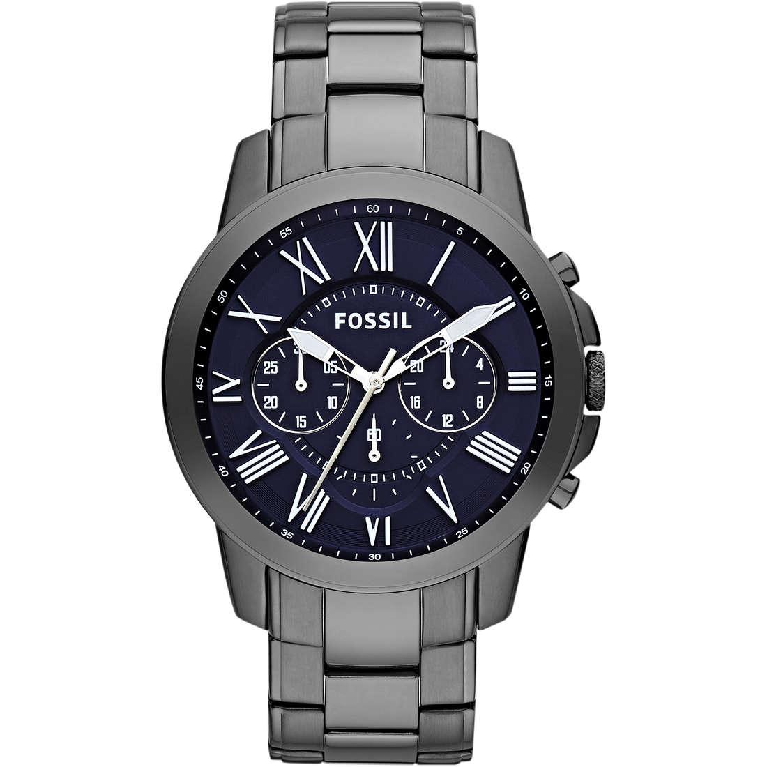 watch chronograph man Fossil FS4831