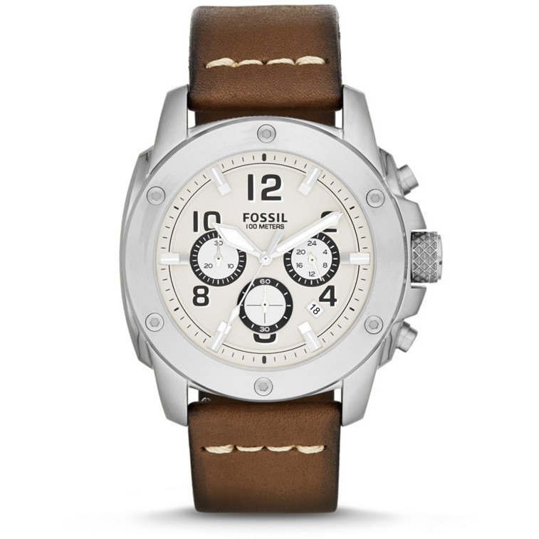 watch chronograph man Fossil FS4929