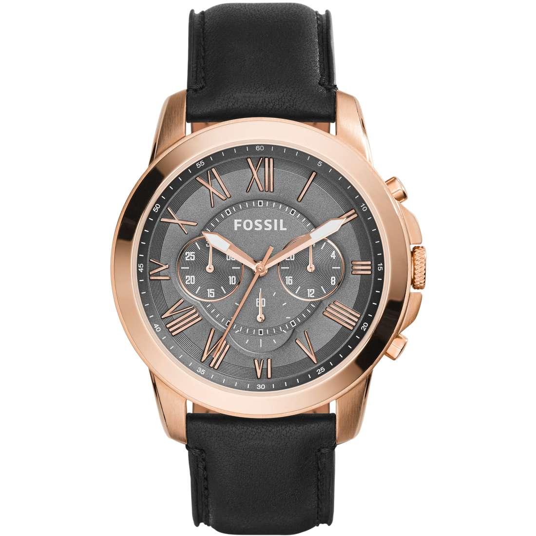 watch chronograph man Fossil Grant FS5085