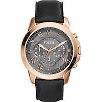 watch chronograph man Fossil Grant FS5085