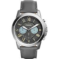 watch chronograph man Fossil Grant FS5183