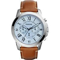 watch chronograph man Fossil Grant FS5184