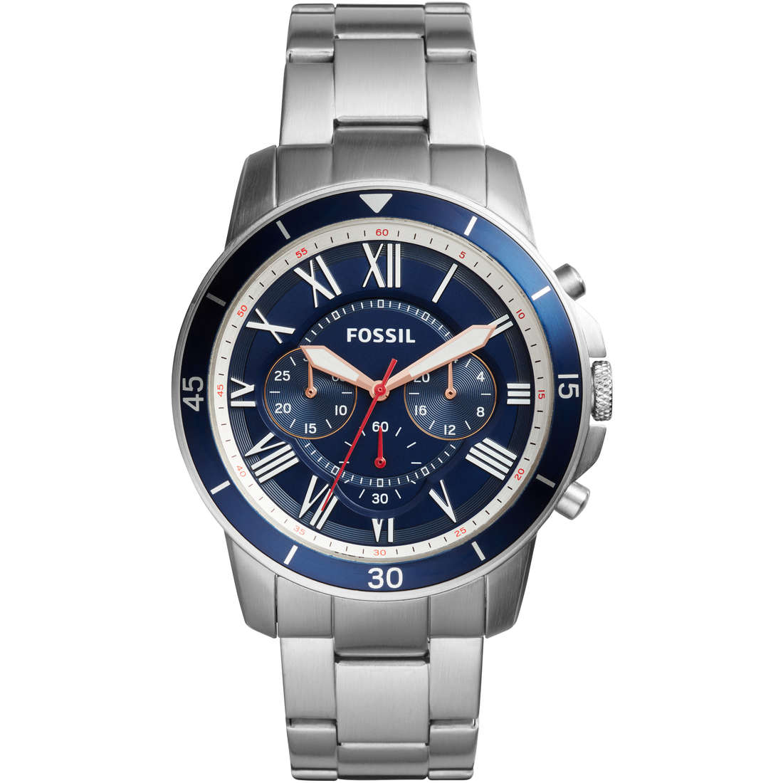 watch chronograph man Fossil Grant Sport FS5238