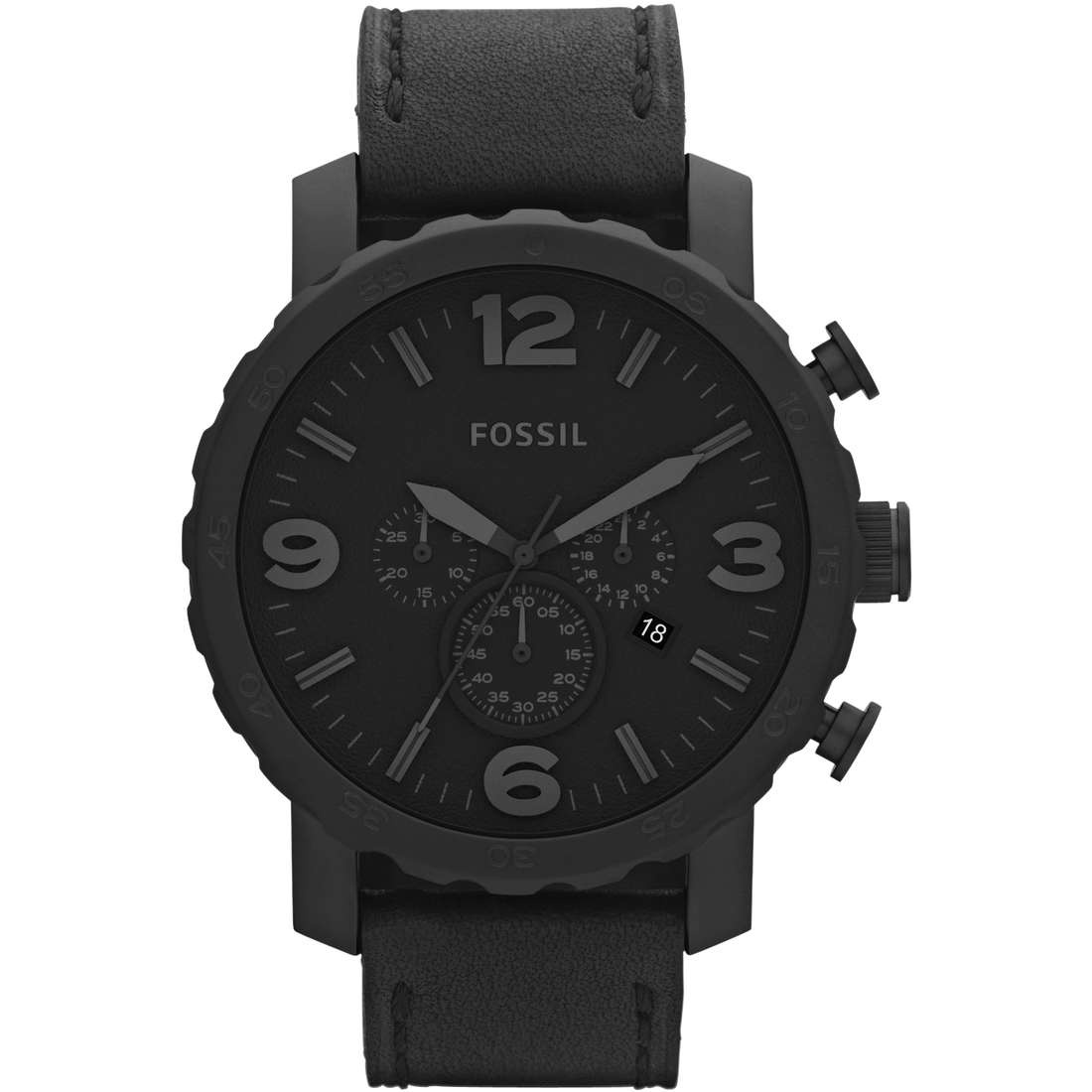 watch chronograph man Fossil JR1354