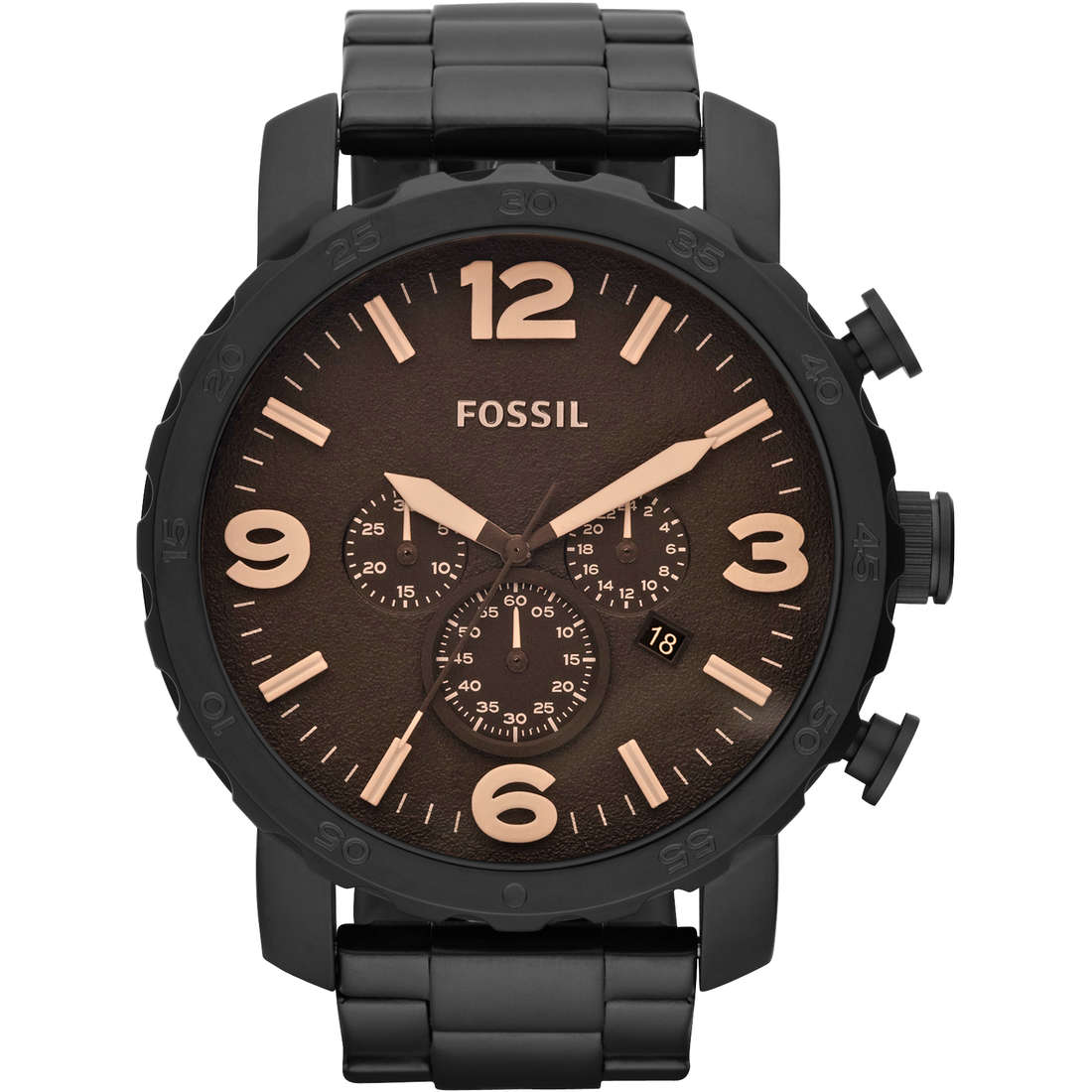 watch chronograph man Fossil JR1356