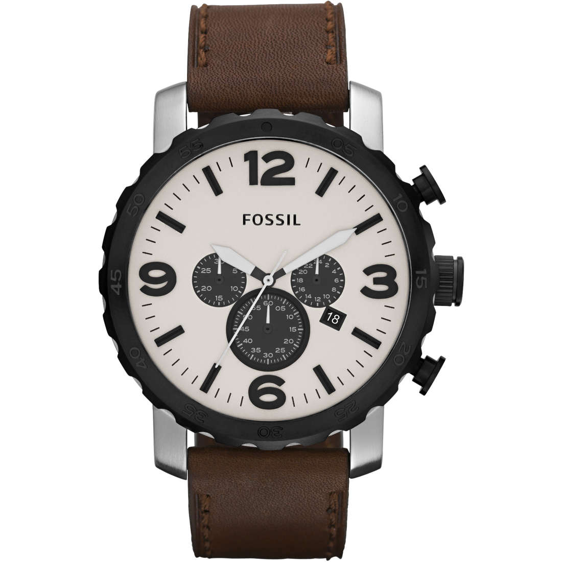 watch chronograph man Fossil JR1390