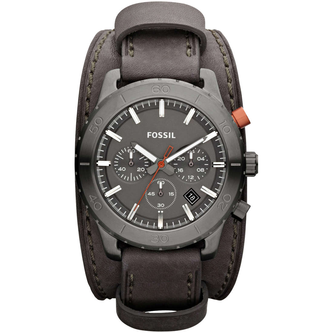 watch chronograph man Fossil JR1418