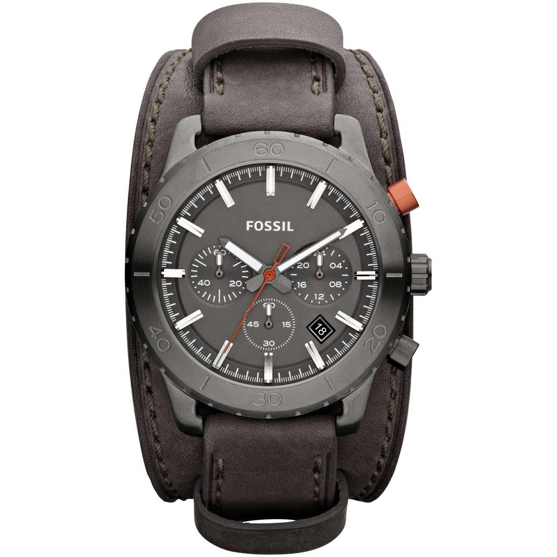 watch chronograph man Fossil JR1418