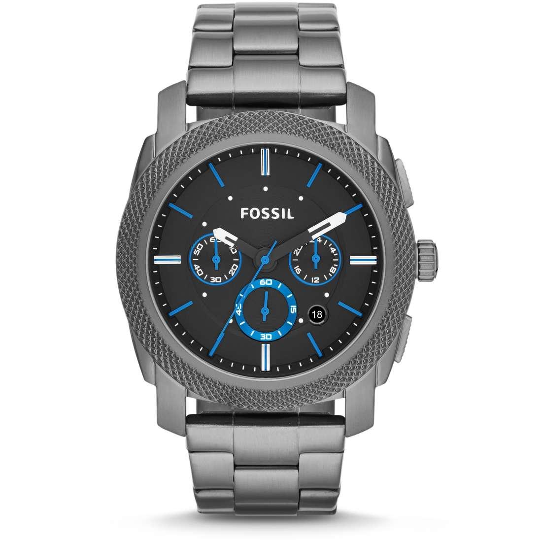 watch chronograph man Fossil Machine FS4931