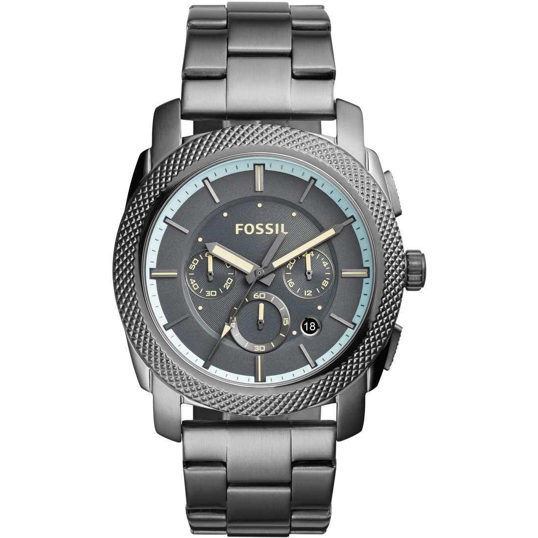 watch chronograph man Fossil Machine FS5172