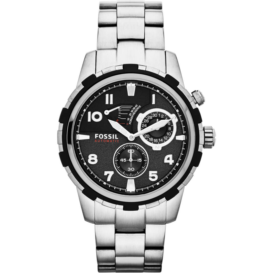 watch chronograph man Fossil ME3038