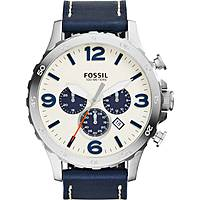 watch chronograph man Fossil Nate JR1480