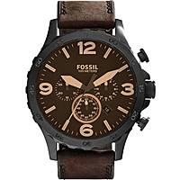 watch chronograph man Fossil Nate JR1487