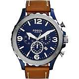 watch chronograph man Fossil Nate JR1504