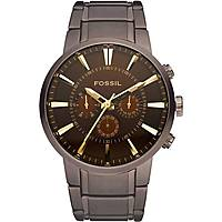 watch chronograph man Fossil Other FS4357