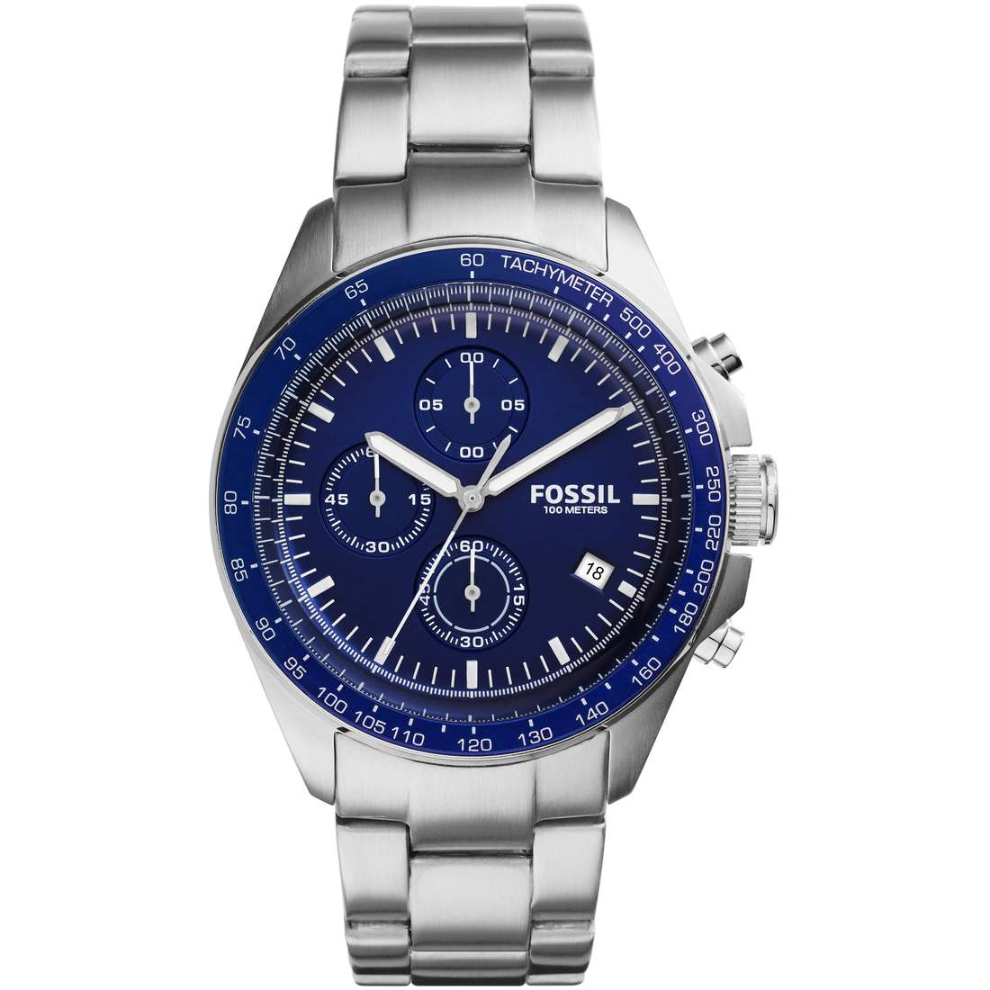 watch chronograph man Fossil Sport 54 CH3030