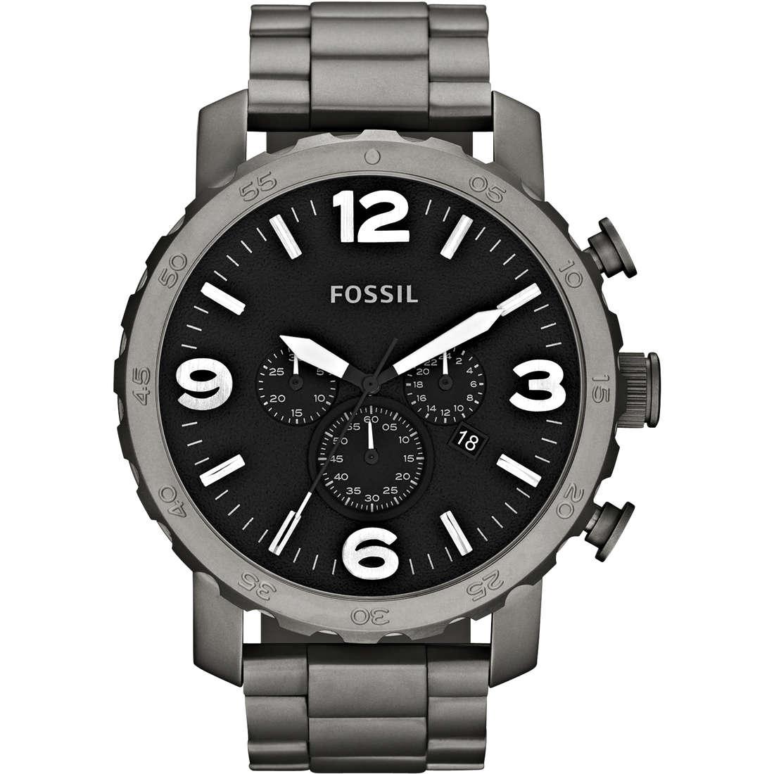 watch chronograph man Fossil TI1004