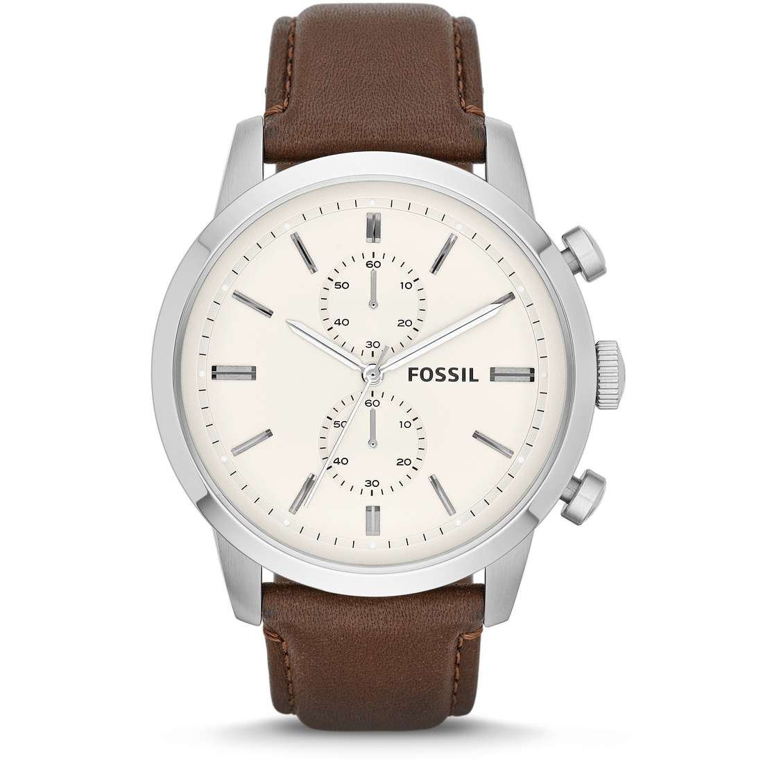 watch chronograph man Fossil Townsman FS4865