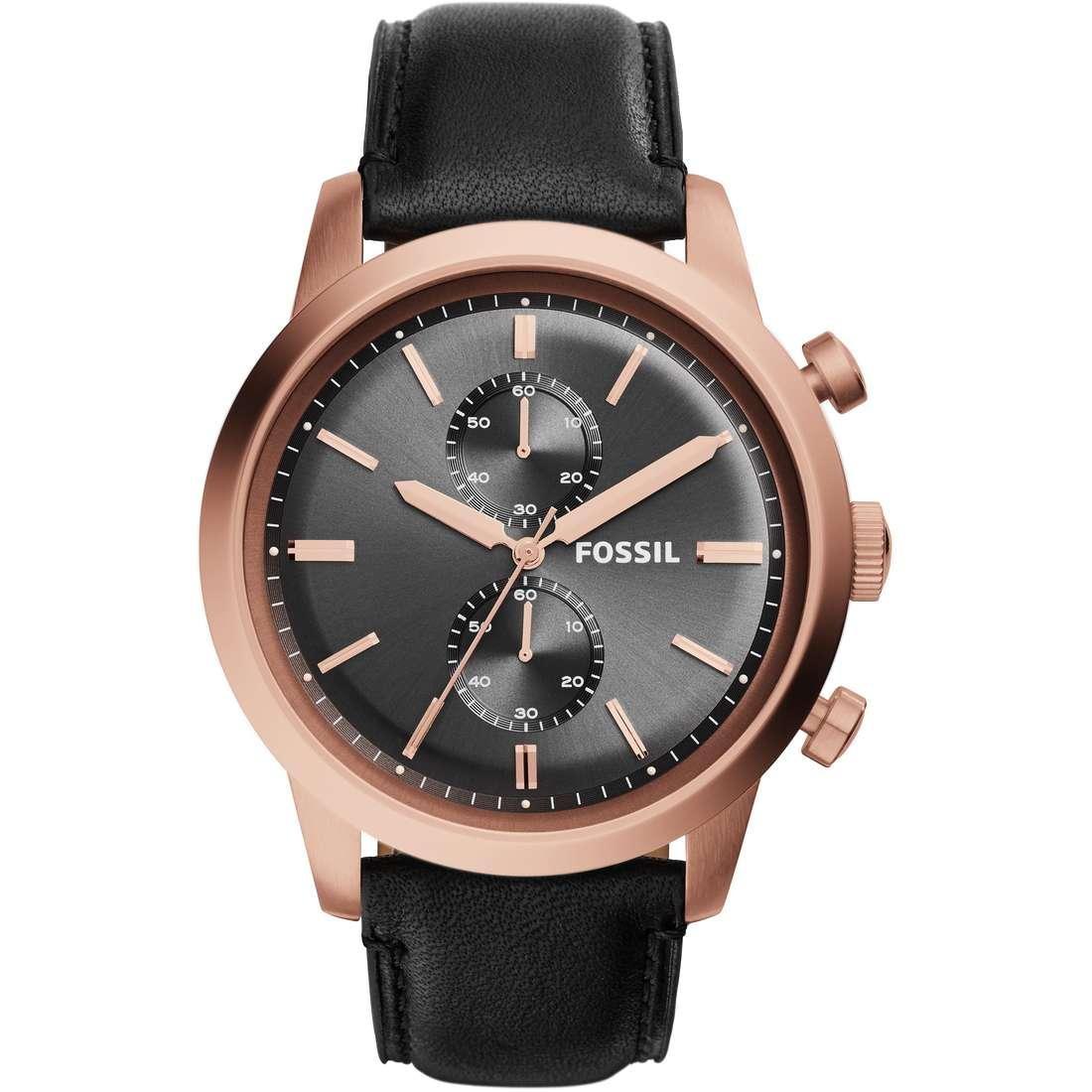watch chronograph man Fossil Townsman FS5097