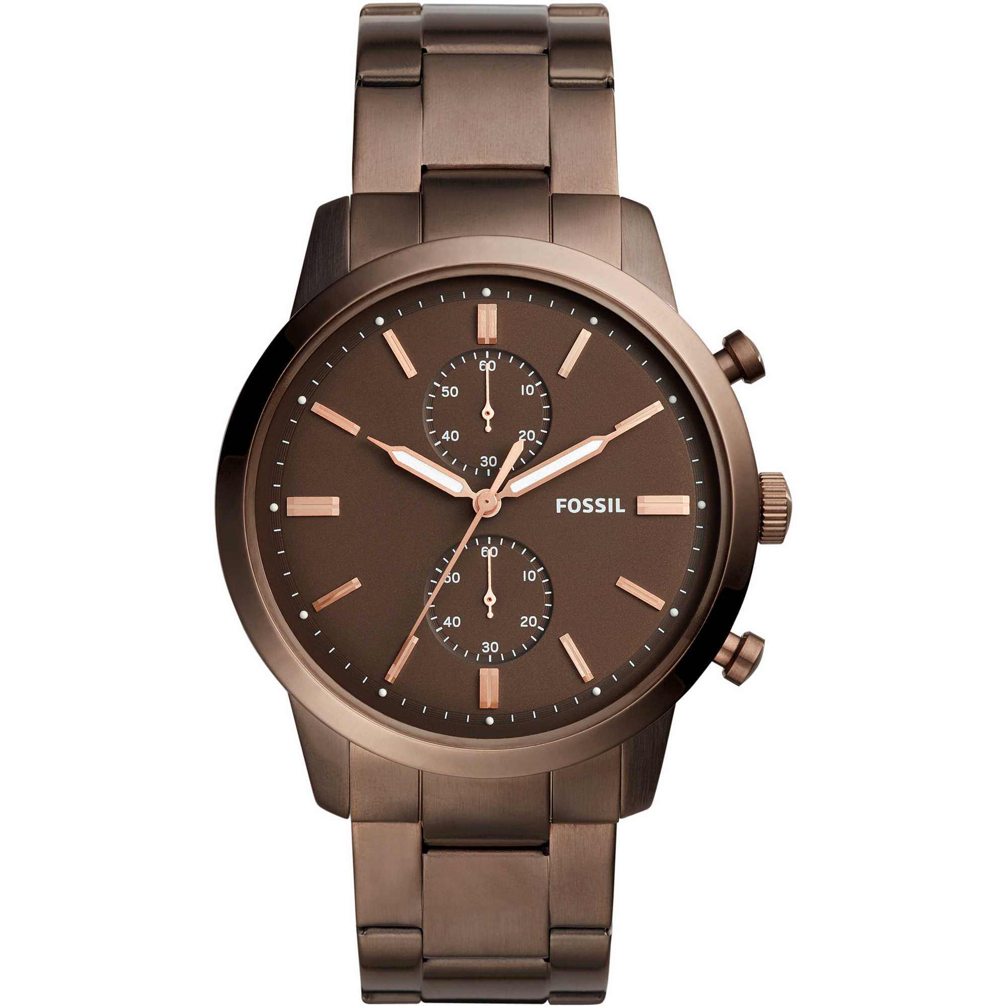cordovan products wrist chronograph elegant paulin brown watches watch