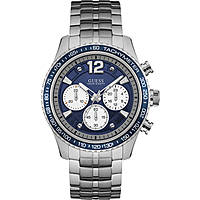 watch chronograph man Guess Fleet W0969G1