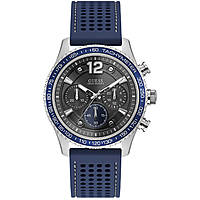 watch chronograph man Guess Fleet W0971G2