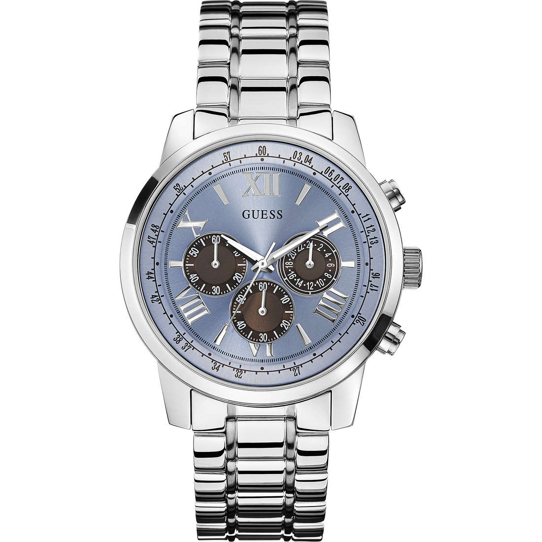 watch chronograph man Guess Horizon W0379G6