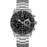 watch chronograph man Guess Launch W1106G1