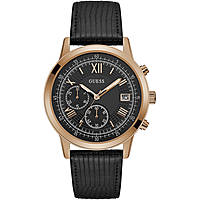 watch chronograph man Guess Summit W1000G4