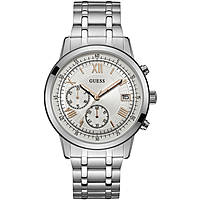 watch chronograph man Guess Summit W1001G1