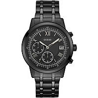 watch chronograph man Guess Summit W1001G3