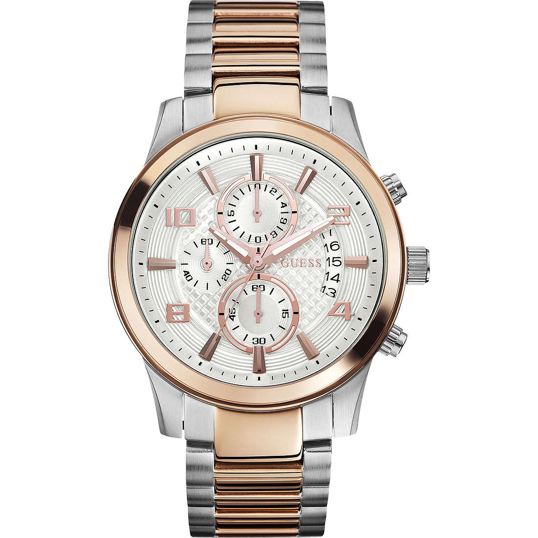 watch chronograph man Guess W0075G2