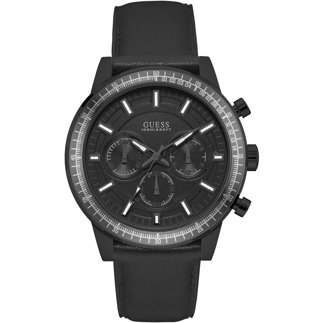 watch chronograph man Guess W0867G3
