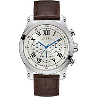 watch chronograph man Guess W1105G3
