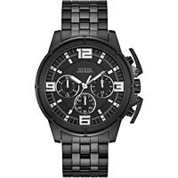watch chronograph man Guess W1114G1