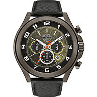 watch chronograph man Harley Davidson Night Rider 78B149