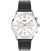 watch chronograph man Henry London Highgate HL41-CS-0011