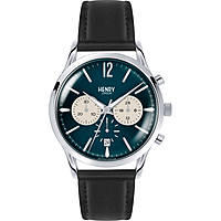 watch chronograph man Henry London Knightsbridge HL41-CS-0039