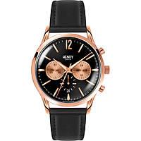 watch chronograph man Henry London Richmond HL41-CS-0042