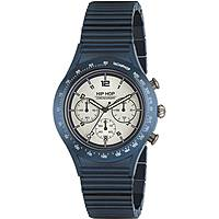 watch chronograph man Hip Hop Aluminium Chrono HWU0731