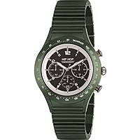 watch chronograph man Hip Hop Aluminium Chrono HWU0732