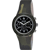 watch chronograph man Hip Hop Metal HWU0710