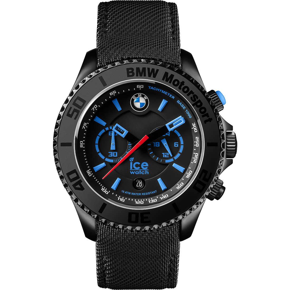 watch chronograph man ICE WATCH Bmw Motorsport BM.CH.KLB.B.L.14